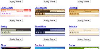 temas para Google Chrome