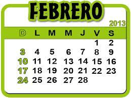 porque febrero tiene 28 dias