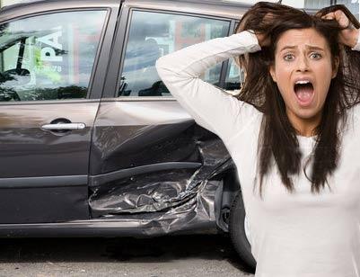 Qué hacer cuando se tiene un accidente de auto