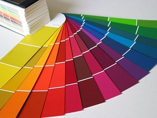 Obt n el color que desees a partir de colores primarios for Gama colores pintura pared