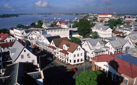 El mejor sitio para Turismo en Surinam