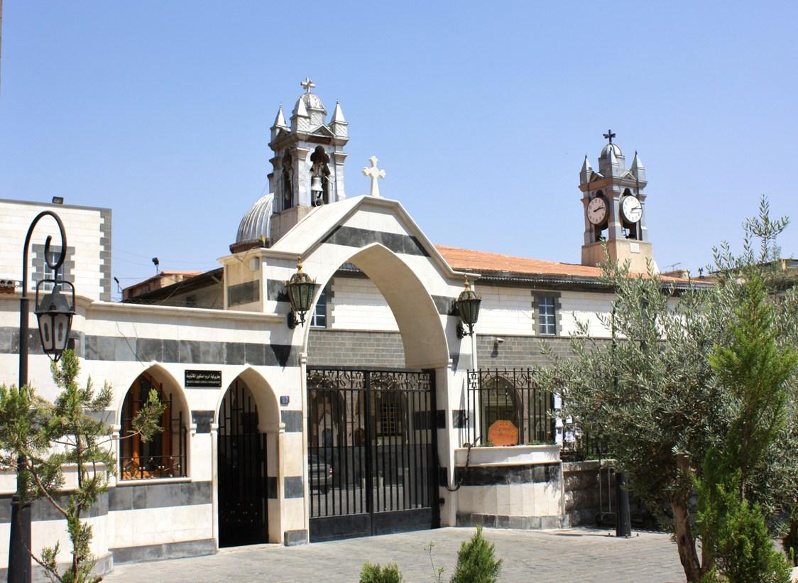 Conoce damasco la misteriosa capital siria - Fotos de damasco ...