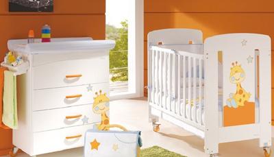 Cunas para beb s cu les son las mejores meganotas for Decoracion de bebes recien nacidos