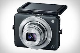 cámara canon PowerShot N