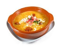Como preparar sopa eslava