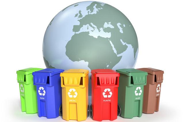 basura reciclaje