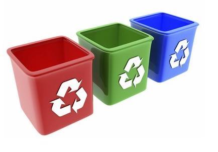 cómo se clasifica la basura