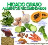 hígado graso tratamiento