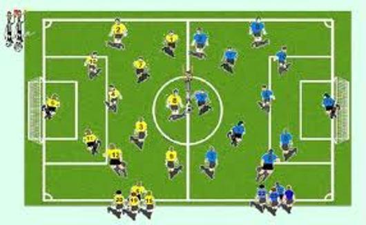 Como se Juega el Fútbol