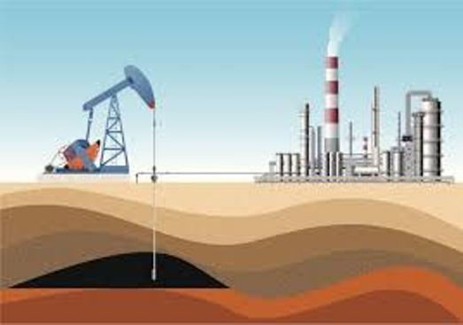 Como se forma el petróleo