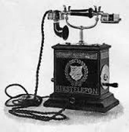 Cuando se Invento el Teléfono (2)