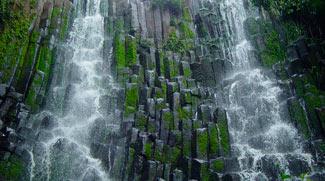 Los prismas basálticos - Hidalgo