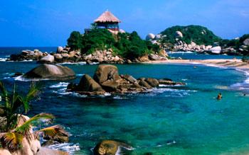lugares turísticos para visitar en el Caribe