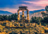 Delfos, Grecia