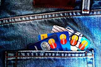 gestionar tarjetas de credito